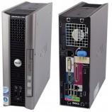 (Refurbished) Dell Optiplex 760 USFF Desktop Intel Core Duo Processor E7500 (3M Cache, 2.93 GHz, 1066MHz FSB) S1062
