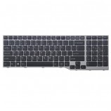 Fujitsu LifeBook E754 E753 MP-12S96D0JD85W CP668389-XX Keyboard