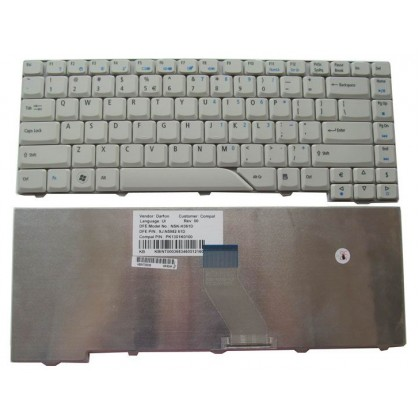 Acer Aspire 6920g 4210 5920 5710 5535 002-07A23L-A01 Keyboard