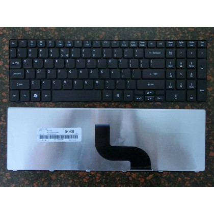 Acer Aspire AS5810TZ-4274 5251 7500 5810 8940g Keyboard