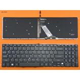 Acer Aspire M5-581TG 581T 581G NSK-R3JBC PK130O22A14  Keyboard