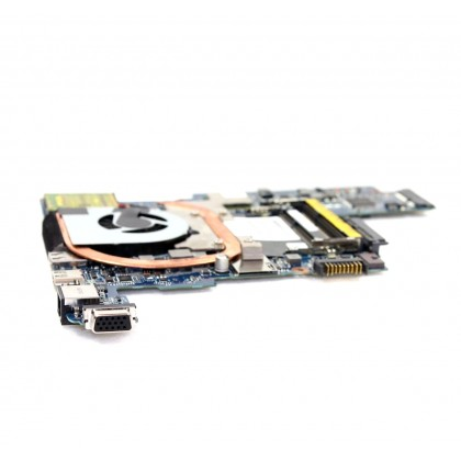 Dell Inspiron 1120 (M101z) Motherboard System Board with AMD Athlon II Neo K125 1.7GHz Processor - C9CT8