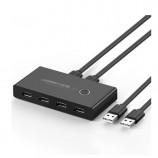 Ugreen 2 in 4 Out USB 2.0 Sharing Switch Box