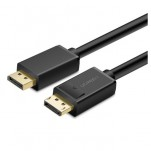 Ugreen DP 1.2 high-definition 4K connecting cable male to male display port head for computer monitor