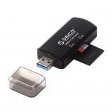 ORICO 2-in-1 card reader USB3.0 high-speed SD / TF card mini multi-function camera phone card reader