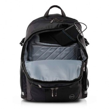 Dell Tek Backpack 15.6 2N8HG for Active Professional Design for Durability and Comfort (Black)