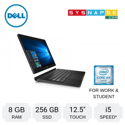 (Open Box) Dell XPS 12 9250 2-In-1 Convertible Laptop Intel Core m5-6Y57 (4M Cache, up to 2.80 GHz) S1399