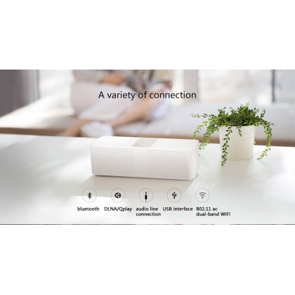 Xiaomi Mi Network Speaker Smart Home Internet Bluetooth Speaker Wireless Speakers Support Mobile APP MP3 Music Player
