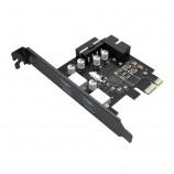 ORICO 2-Port USB3.0 PCI-E Expansion Card (PME-4UI)