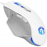 DELUX M515BU  Thumb Adjustment Bionic Shell Healthy Wired Mouse