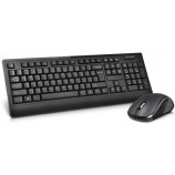 DeLUX 6800GE Wireless Mouse Keyboard Set Set-Top Box Smart TV Notebook