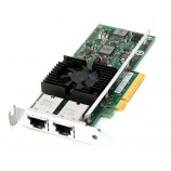 Dell Intel X540-T2 10Gb Base-T Dual Port PCIe Low Profile NIC 3DFV8 03DFV8 10GbE