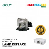 Acer DLP Projector Replacement Lamp Bulb Module For Acer 51.82G14GXXX SHP101 Hg