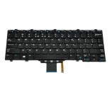 Dell 62CM0 Latitude E7250 E5250 US International Keyboard