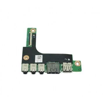 Alienware M15xAudio Ports USB ESATAIO Circuit Board 8206W