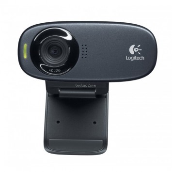 Logitech HD Webcam C310 960-000588 for Class Work Meeting Hangouts Messenger Facebook Live