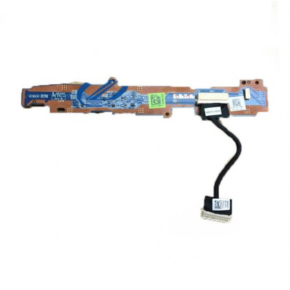 Alienware M17xR3 Media Buttons Circuit Board with LED Board and Cable 9P0X0