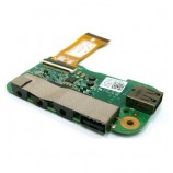 Dell XPS 14 L401X Sound Board Sound Audio Jack & USB Circuit Board CN-0CJM5C