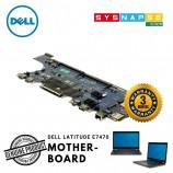 Dell Latitude E7470 Core i5-6300U Motherboard 0DGYY5 DGYY5