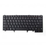 Dell Latitude E6440 RUS ENG DV08W Keyboard