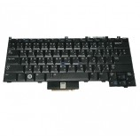 Dell Latitude E4300 Keyboard DP/N: 0DW397 Thailand