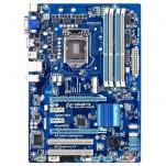 Gigabyte Intel H77 LGA 1155 AMD CrossFireX DVI/HDMI UEFI BIOS ATX Motherboard GA-H77-DS3H