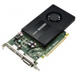 Dell NVIDIA QUADRO K2200 Video Graphics Card Gmnnc XFDRD 4gb MINT