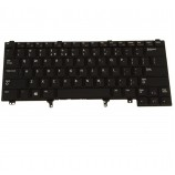 Dell Latitude E6220 E6420 E5420 E5430 0H512R PK130FN1E05 Keyboard US