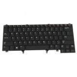 Dell Latitude E6230 E6320 E6330 E6430 E6440 US Backlit keyboard JD6K8