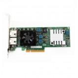 Dell Intel X520-t2 Dual Port 10gb PCIe X16 Ethernet Server Adapter NIC Jm42w