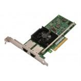 Dell Intel X540-T2 Dual Port PCI-e 10Gbps 2x RJ45 Full Height Network Card K7H46