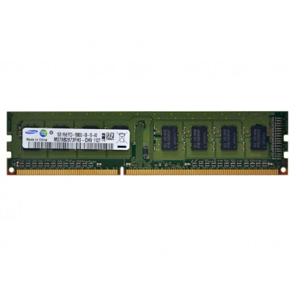 Samsung 1GB 240-Pin DDR3 SDRAM DDR3 1333 (PC3 10600) Desktop Memory Model M378B2873FH0-CH9
