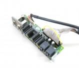 Dell Precision T3500 T5500 I/O USB Audio Control Panel Board MC532 without CABLE M884G