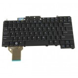 Dell Latitude D531 0NK831 V-0604BIAS1-US Laptop Keyboard