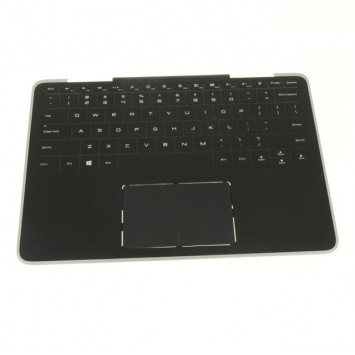 (Refurbished) Dell XPS 11 (9P33) Keyboard Palmrest Touchpad Assembly 38DVD