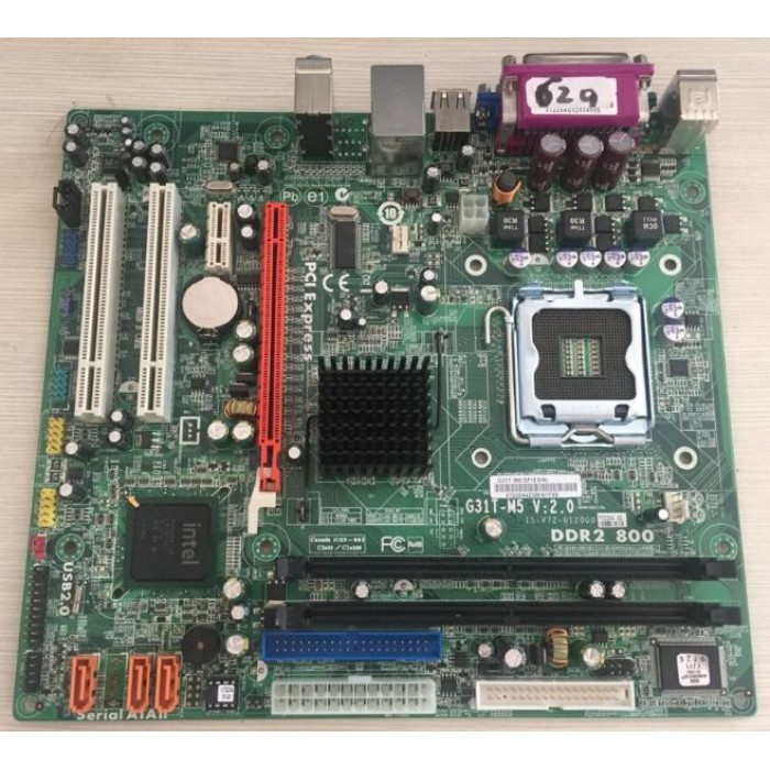 DOWNLOAD DRIVER: INTEL G31T-M5 MOTHERBOARD