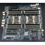 Lenovo X99 workstation dual 2011 server motherboard X99 motherboard DDR4 memory
