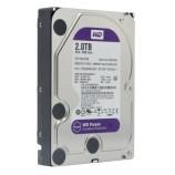 Western Digital WD20EJRX Purple 2TB SATA 6Gb/s 64M Monitor Hard Drive