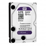 Western Digital 6T Purple WD60PURX / WD6NPURX 64M SATA 6G HD Surveillance Hard Drive