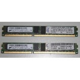 4GB 2 x 2GB / PC3-10600R / ECC / CL9 VLP IBM HS22 - 44T1497 Memory