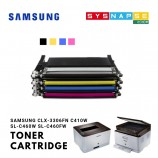 Samsung CLX-3306FN C410W SL-C460W SL-C460FW Printer Toner Cartridge