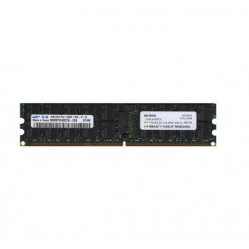 Samsung 4gb Server RAM Pc2-5300p 2rx4 Memory M393t5160cza-ce6