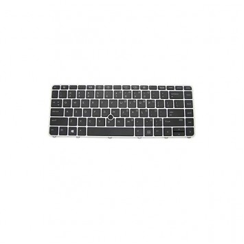 HP Keyboard EliteBook 840 G3 836307-001 821176-001 836307-001 Black Color