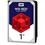 Western Digital Red 1TB NAS HDD 5400 RPM Class SATA 6Gb/s 64MB Cache 3.5 Inche