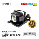 Hitachi CP-X5022WN Projector Lamp with Module DT01171