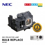 NEC V281 Replacement Projector Lamp Part Number NP15LP M230X M300X M260X M260W
