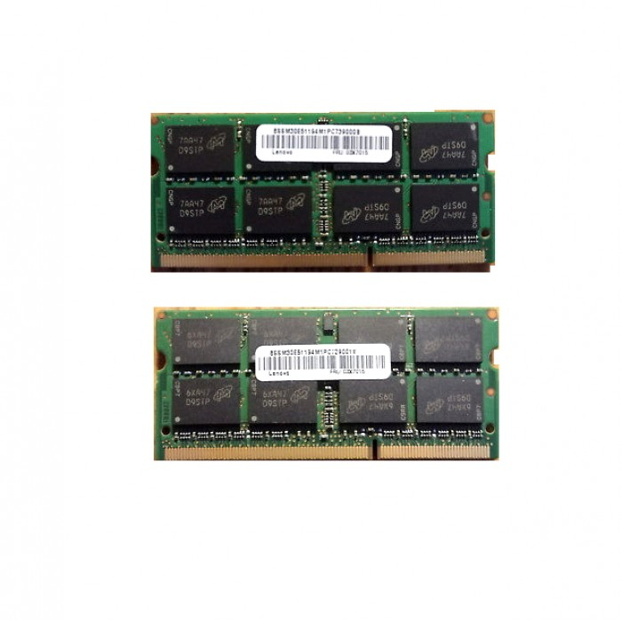 Lenovo 16GB PC3-12800 DDR3L-1600MHz SODIMM Memory Overview Service Parts
