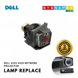 Dell Replacement Projector Lamp 4220 4320 Lmp-4220 80ftc