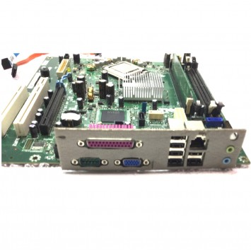 Dell Latitude D400 1.7GHz Motherboard Without Bios Chip - Y1210