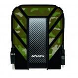 "ADATA External Hard Drive Disk AHD710M-1TU3-CCF 1 TB  2.5"" Water Proof Shock Resistance"